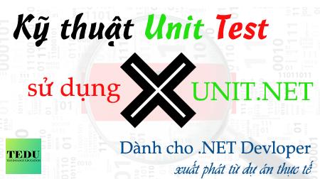 Kỹ thuật Unit test cho .NET Developer